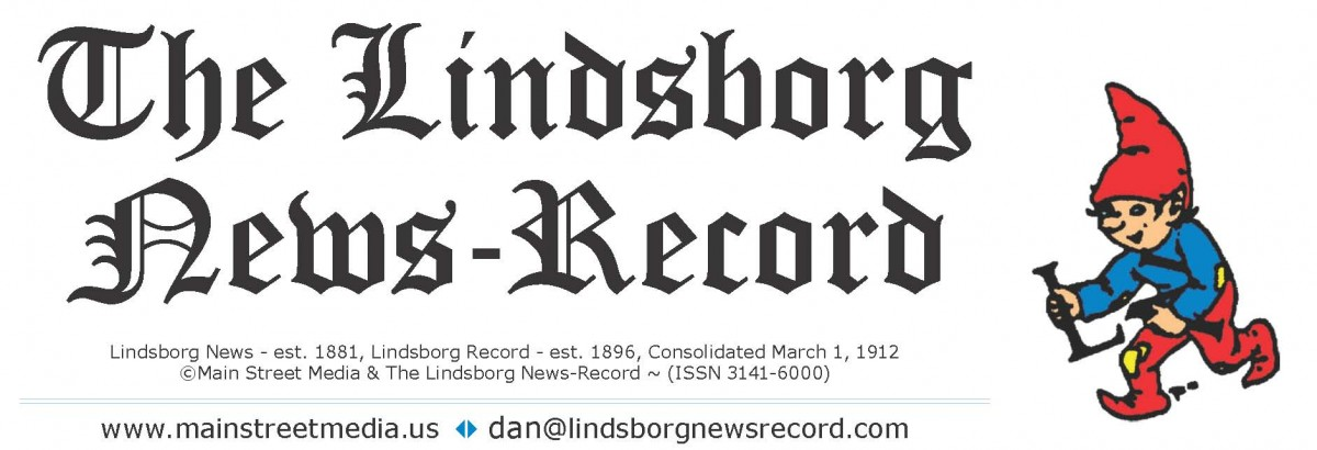 The Lindsborg News - Record