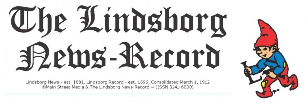 The Lindsborg News - Record